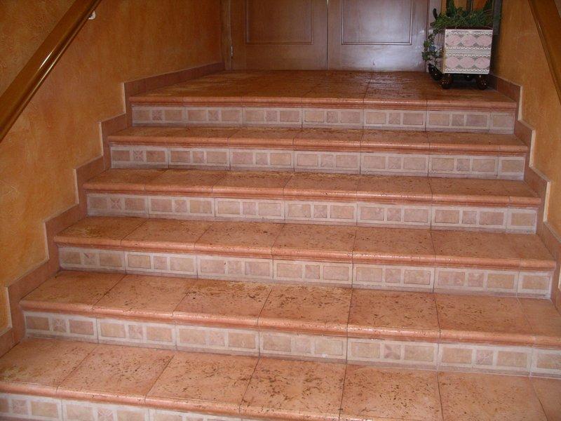 Плитка для лестницы своими руками 336